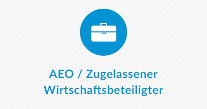 AEO-Zugelassener Wirtschaftsbeteiligter