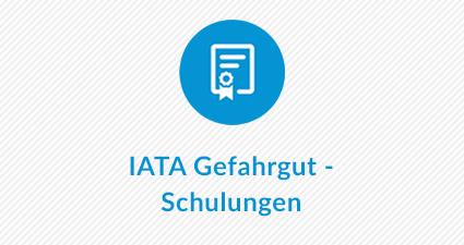 IATA Gefahrgut – Schulungen